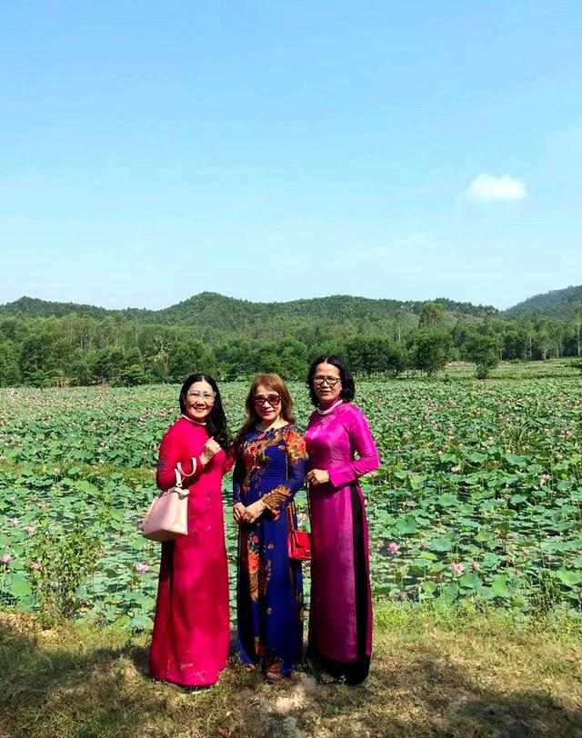 Mãn nhãn với thung lũng sen hồng tuyệt đẹp giữa lòng xứ Quảng - 7