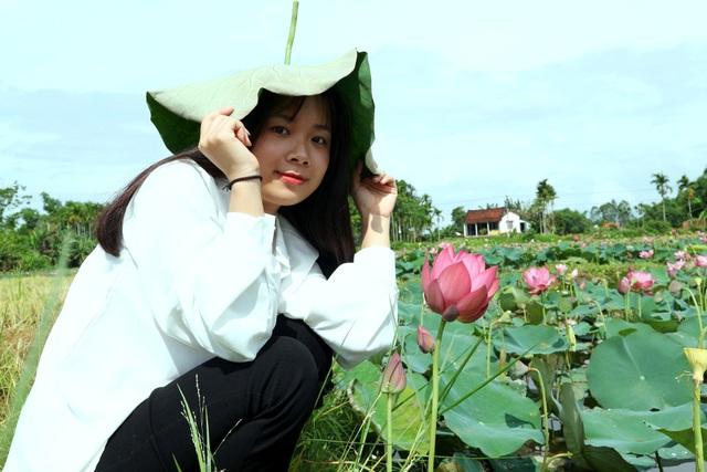 Mãn nhãn với thung lũng sen hồng tuyệt đẹp giữa lòng xứ Quảng - 8