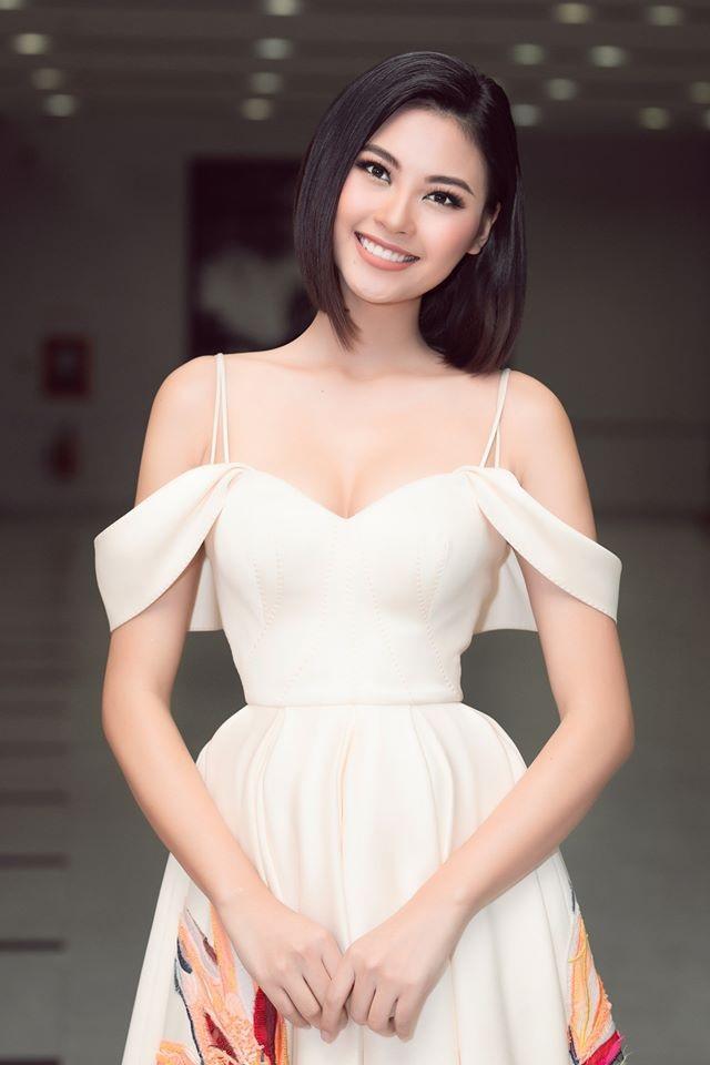 Nhan sắc Thúy Vân và hội mỹ nhân Hoa hậu Hoàn vũ Việt Nam sau nửa năm - 16
