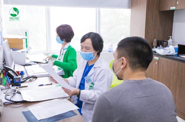 """""""Bảo trì"""" sức khỏe với ưu đãi 35% chi phí khám gói tại Bệnh viện Thu Cúc - 1"""