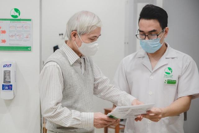"""""""Bảo trì"""" sức khỏe với ưu đãi 35% chi phí khám gói tại Bệnh viện Thu Cúc - 2"""