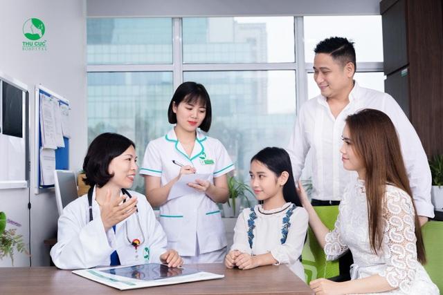 """""""Bảo trì"""" sức khỏe với ưu đãi 35% chi phí khám gói tại Bệnh viện Thu Cúc - 3"""