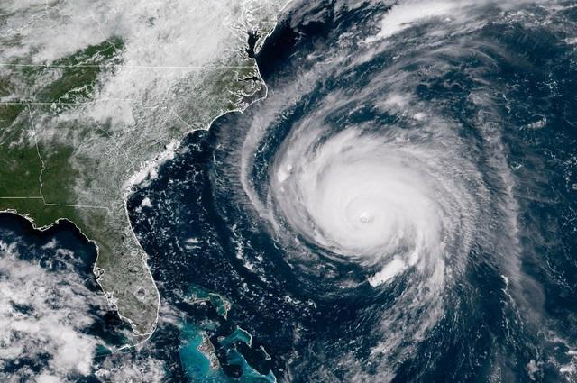 Biến đổi khí hậu đang làm cho các cơn bão ngày càng mạnh hơn - 1