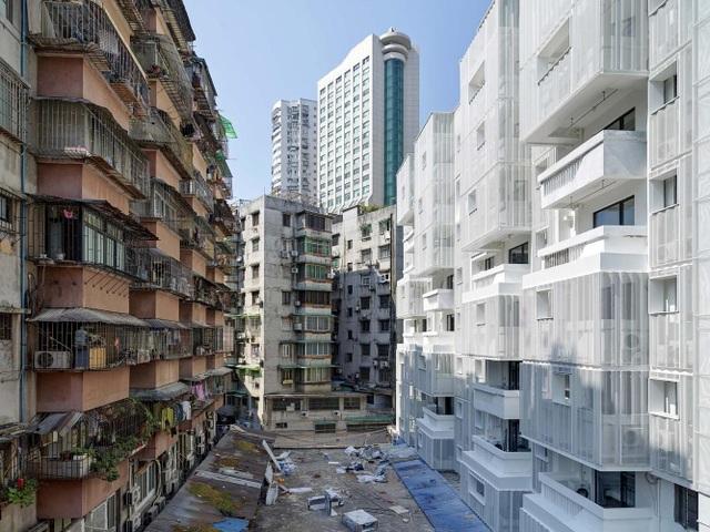 """""""Chơi lớn"""" cải tạo cả tòa chung cư cũ, chủ đầu tư rủng rỉnh kiếm bộn tiền - 4"""