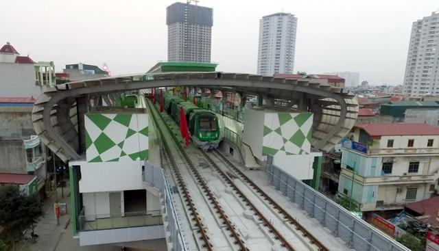 Đường sắt Cát Linh - Hà Đông thêm chậm vì Covid-19 - 1