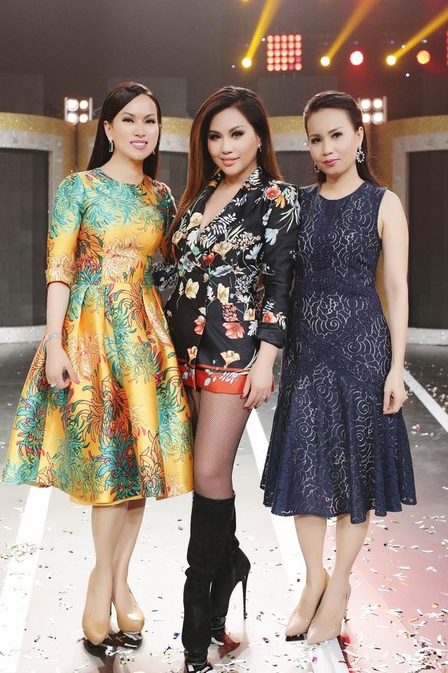 Chị em Cẩm Ly, Minh Tuyết, Hà Phương ngày ấy - bây giờ - 8