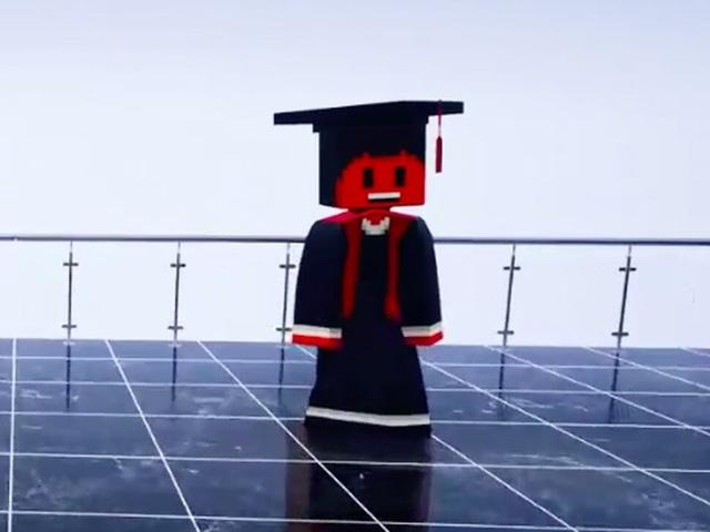 Đại học Mỹ tổ chức lễ tốt nghiệp trong video game do sinh viên thiết kế - 1