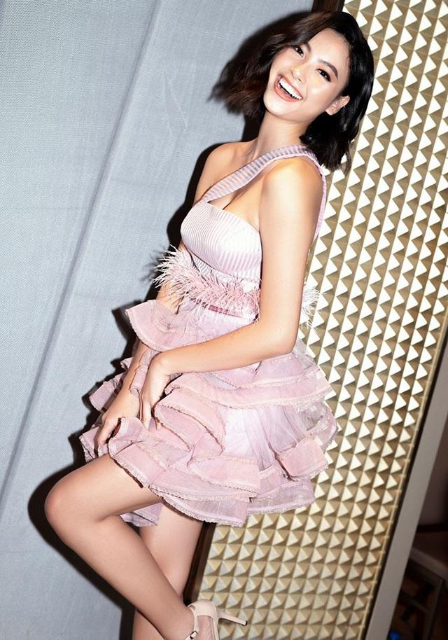 Nhan sắc Thúy Vân và hội mỹ nhân Hoa hậu Hoàn vũ Việt Nam sau nửa năm - 17