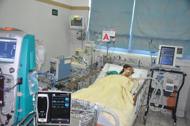 Cô gái viêm cơ tim trút hơi thở cuối cùng bỏ lại đứa con thơ và mẹ ung thư - 3