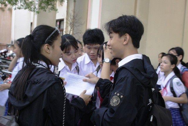 Quảng Ngãi:  Sử dụng 2 phương thức tuyển sinh vào lớp 10 - 1