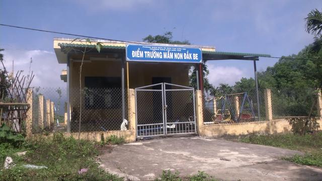 Quảng Ngãi: Hàng loạt điểm trường dôi dư sau sáp nhập - 3