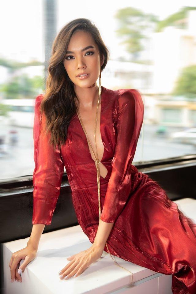 Nhan sắc Thúy Vân và hội mỹ nhân Hoa hậu Hoàn vũ Việt Nam sau nửa năm - 13