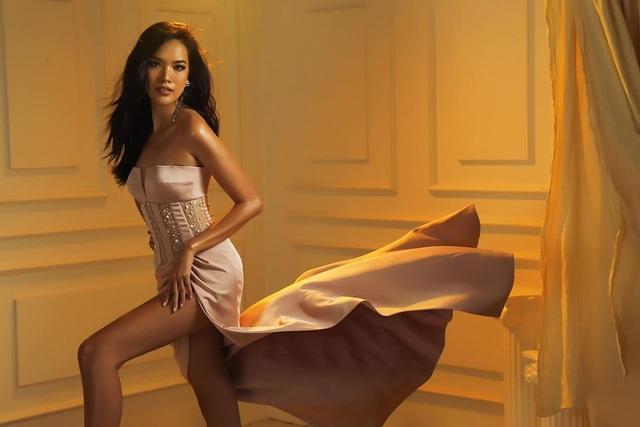 Nhan sắc Thúy Vân và hội mỹ nhân Hoa hậu Hoàn vũ Việt Nam sau nửa năm - 15