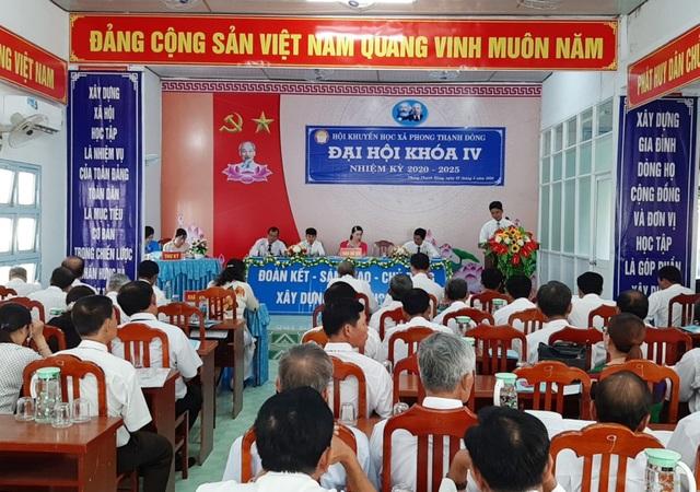 Bạc Liêu tổ chức đại hội Hội Khuyến học các cấp nhiệm kỳ mới - 1