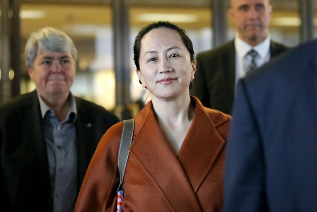 Giám đốc tài chính Huawei có thể được thả tự do vào tuần tới - 1