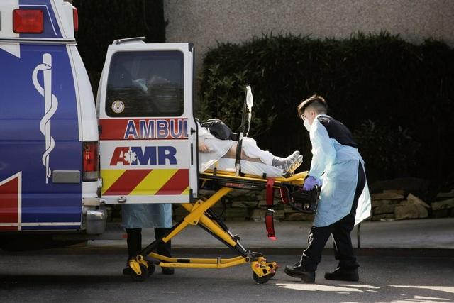 Bang Washington tính nhầm người chết vì súng đạn là nạn nhân Covid-19 - 1