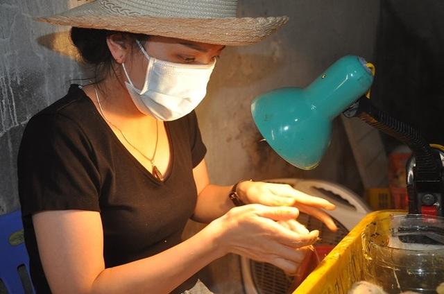 Nghề lạ mỗi ngày kiếm cả triệu đồng nhưng luôn khát người làm ở Hà Nội - 5