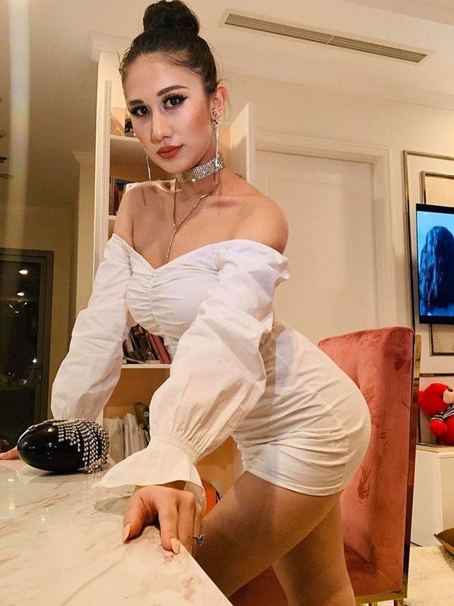 Nhan sắc Thúy Vân và hội mỹ nhân Hoa hậu Hoàn vũ Việt Nam sau nửa năm - 20