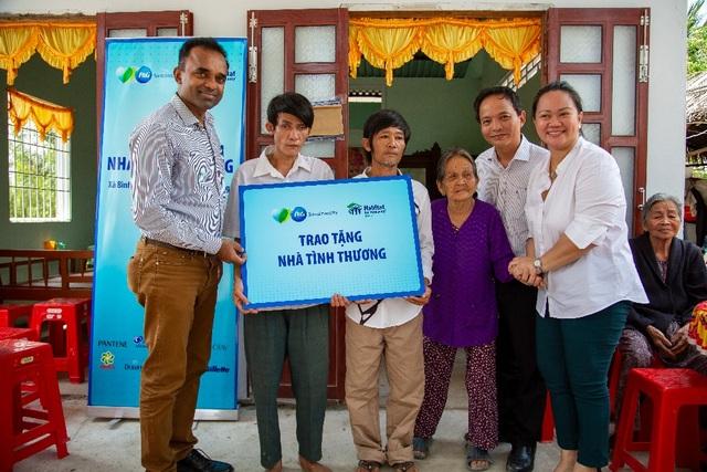 Dự án hỗ trợ an cư cho các gia đình khó khăn tại Đồng bằng sông Cửu Long - 2