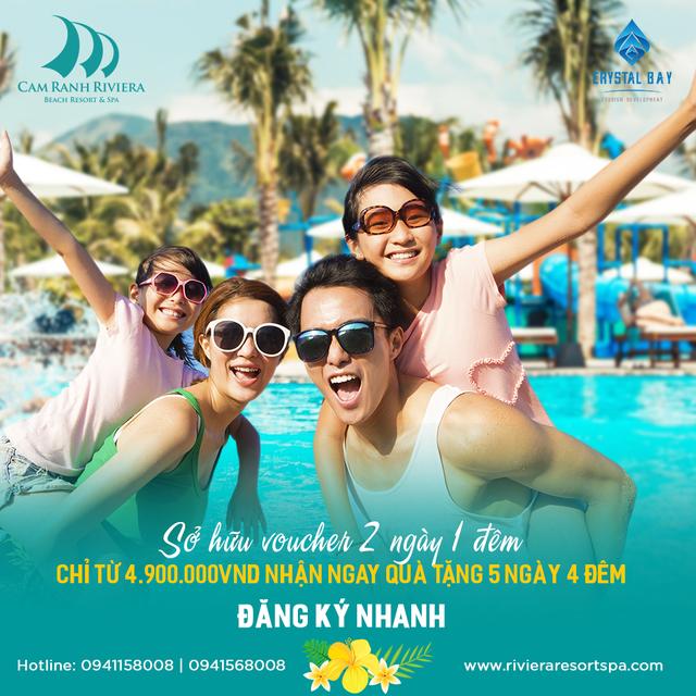 Chưa từng có: Resort 5 sao Cam Ranh Riviera tặng kỳ nghỉ 5 ngày miễn phí - 6