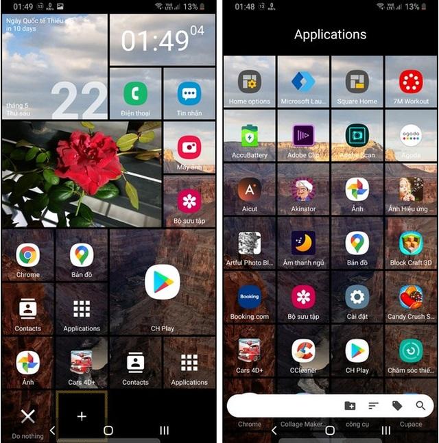 Những bộ giao diện đẹp mắt, siêu nhẹ và mượt mà dành cho smartphone - 2