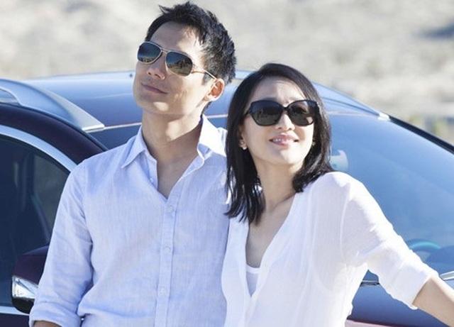 Chồng Châu Tấn bất ngờ xóa hết ảnh đôi, bùng phát tin đồn ly hôn - 1