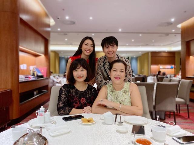 Nhan sắc Thúy Vân và hội mỹ nhân Hoa hậu Hoàn vũ Việt Nam sau nửa năm - 5
