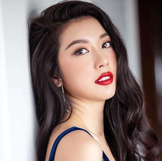 Nhan sắc Thúy Vân và hội mỹ nhân Hoa hậu Hoàn vũ Việt Nam sau nửa năm - 3