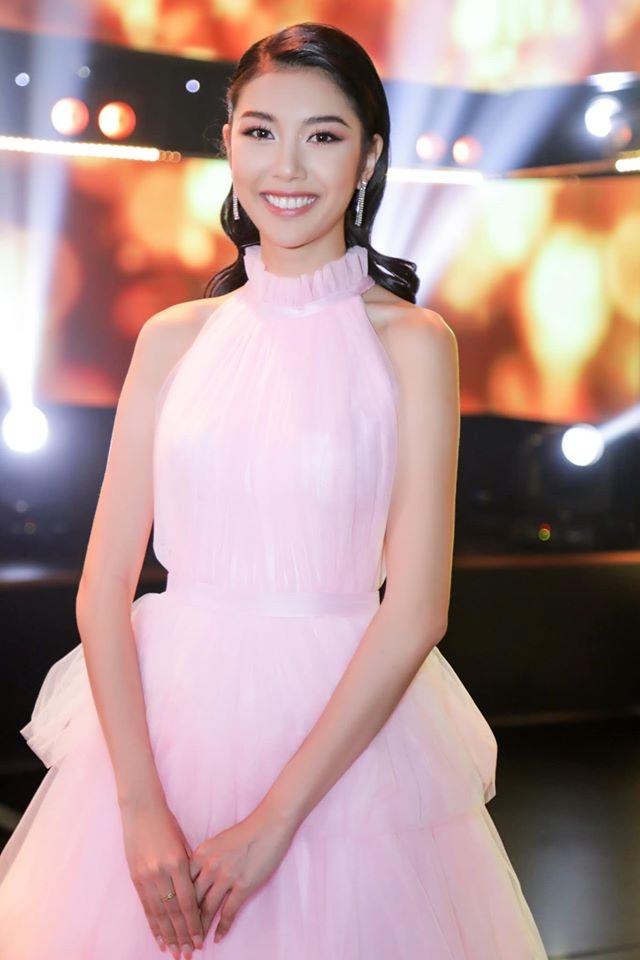 Nhan sắc Thúy Vân và hội mỹ nhân Hoa hậu Hoàn vũ Việt Nam sau nửa năm - 6