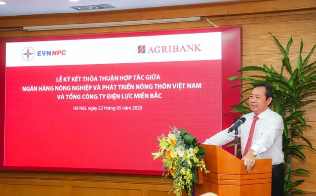 Agribank và Tổng Công ty Điện lực Miền Bắc: Nâng tầm hợp tác - 1