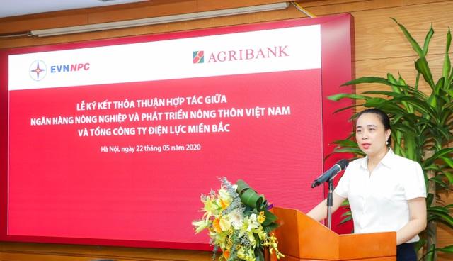 Agribank và Tổng Công ty Điện lực Miền Bắc: Nâng tầm hợp tác - 2