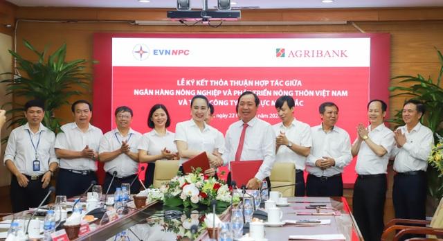 Agribank và Tổng Công ty Điện lực Miền Bắc: Nâng tầm hợp tác - 3