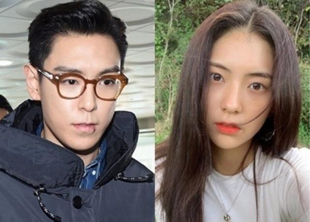 Chị ruột của bạn gái tin đồn T.O.P phủ nhận chuyện hò hẹn - 1