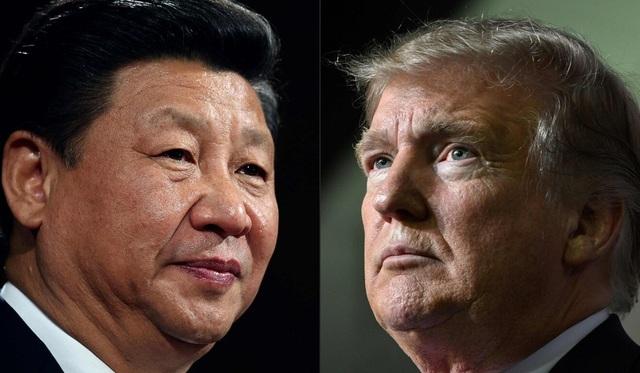 Mỹ - Trung đối đầu toàn diện - 1