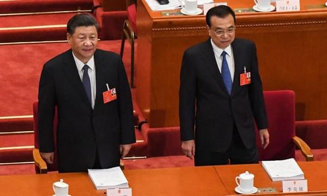 Trung Quốc lần đầu bỏ mục tiêu tăng trưởng kinh tế - 1