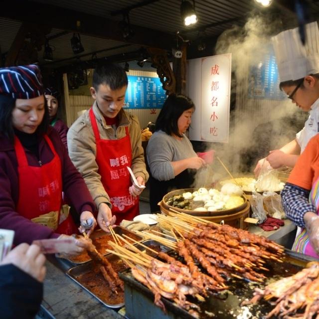 Trường mẫu giáo thành nhà hàng thịt nướng ngoài trời - 2