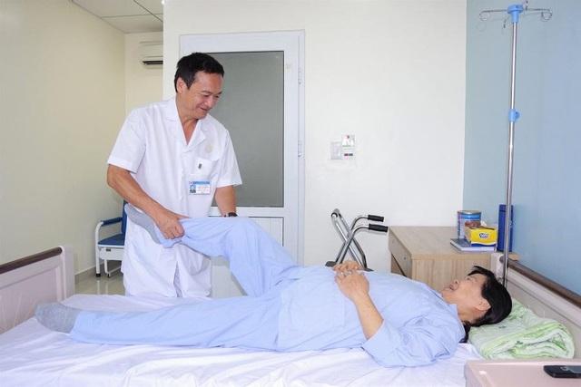 Vươn tới tầm cao mới trong chuyên ngành Chấn thương Chỉnh hình - Phục hồi Chức năng - 2