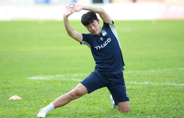 Xuân Trường và dàn sao HA Gia Lai tập luyện chờ đấu Nam Định - 3