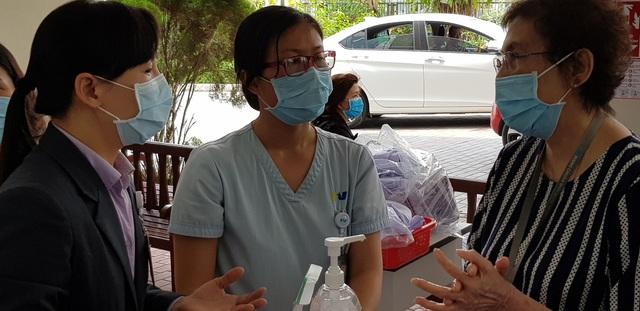 TPHCM: Sàng lọc Covid-19 tất cả những người vào bệnh viện - 3
