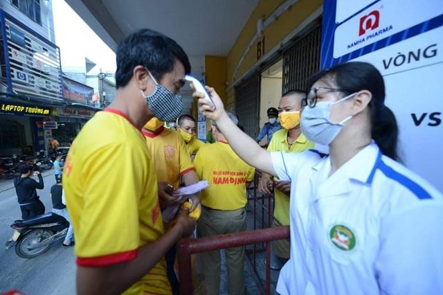 Tin club 388: Không khí sôi động trước đại chiến Nam Định - HA Gia Lai