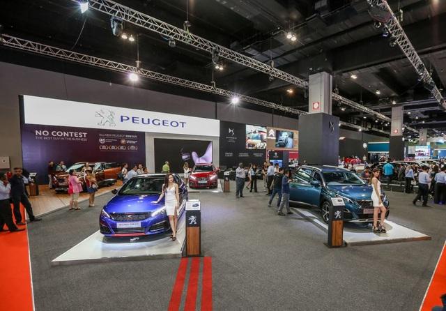 Malaysia: Cả thị trường chỉ tiêu thụ 141 xe trong tháng 4 - 1