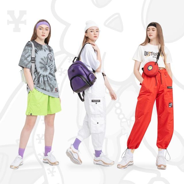 Giới trẻ bắt kịp xu hướng thời trang với Dirty Coins - 1