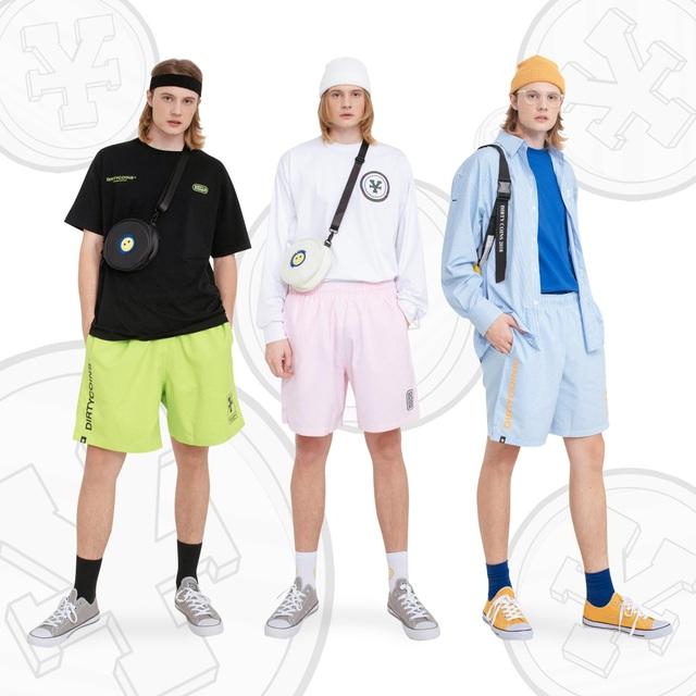 Giới trẻ bắt kịp xu hướng thời trang với Dirty Coins - 4
