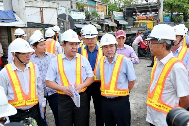 TPHCM: Tháng 10 sẽ hoàn thành dự án chống ngập gần 10.000 tỷ đồng - 1