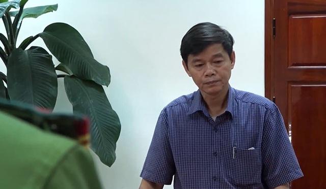 Khởi tố Giám đốc Ban Quản lý rừng phòng hộ tham ô tài sản - 2