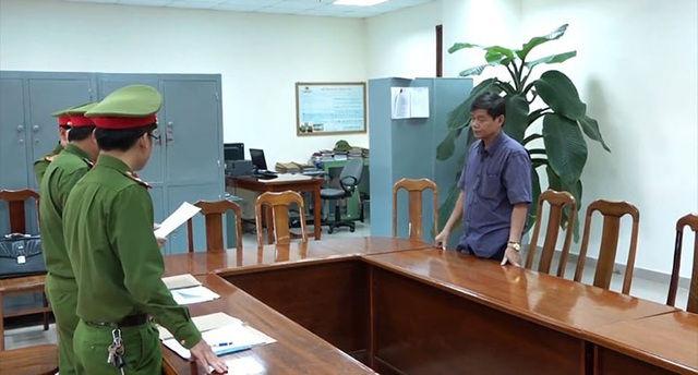 Khởi tố Giám đốc Ban Quản lý rừng phòng hộ tham ô tài sản - 1