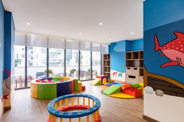 Bên trong khu căn hộ khách sạn 5 sao lý tưởng cho gia đình trẻ - 3