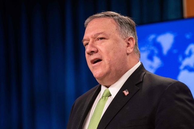 Ngoại trưởng Mỹ chỉ trích dự luật an ninh Hong Kong của Trung Quốc - 1
