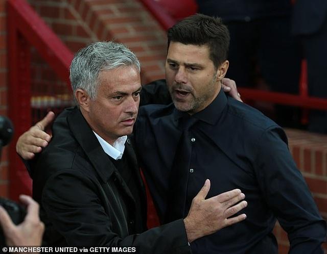 HLV Pochettino tin tưởng đồng nghiệp Mourinho sẽ thành công với Tottenham - 1