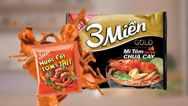 Mì 3 Miền Tôm chua cay đặc biệt – lựa chọn món ngon bất kể sáng trưa chiều tối - 1
